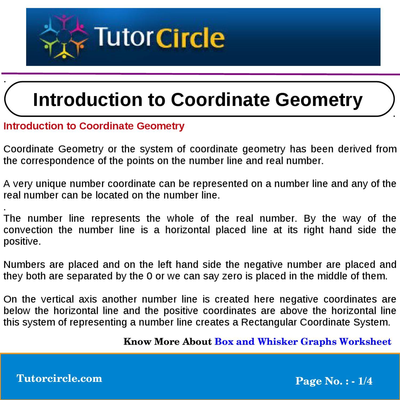 important coordinate geometry worksheet. Black Bedroom Furniture Sets. Home Design Ideas