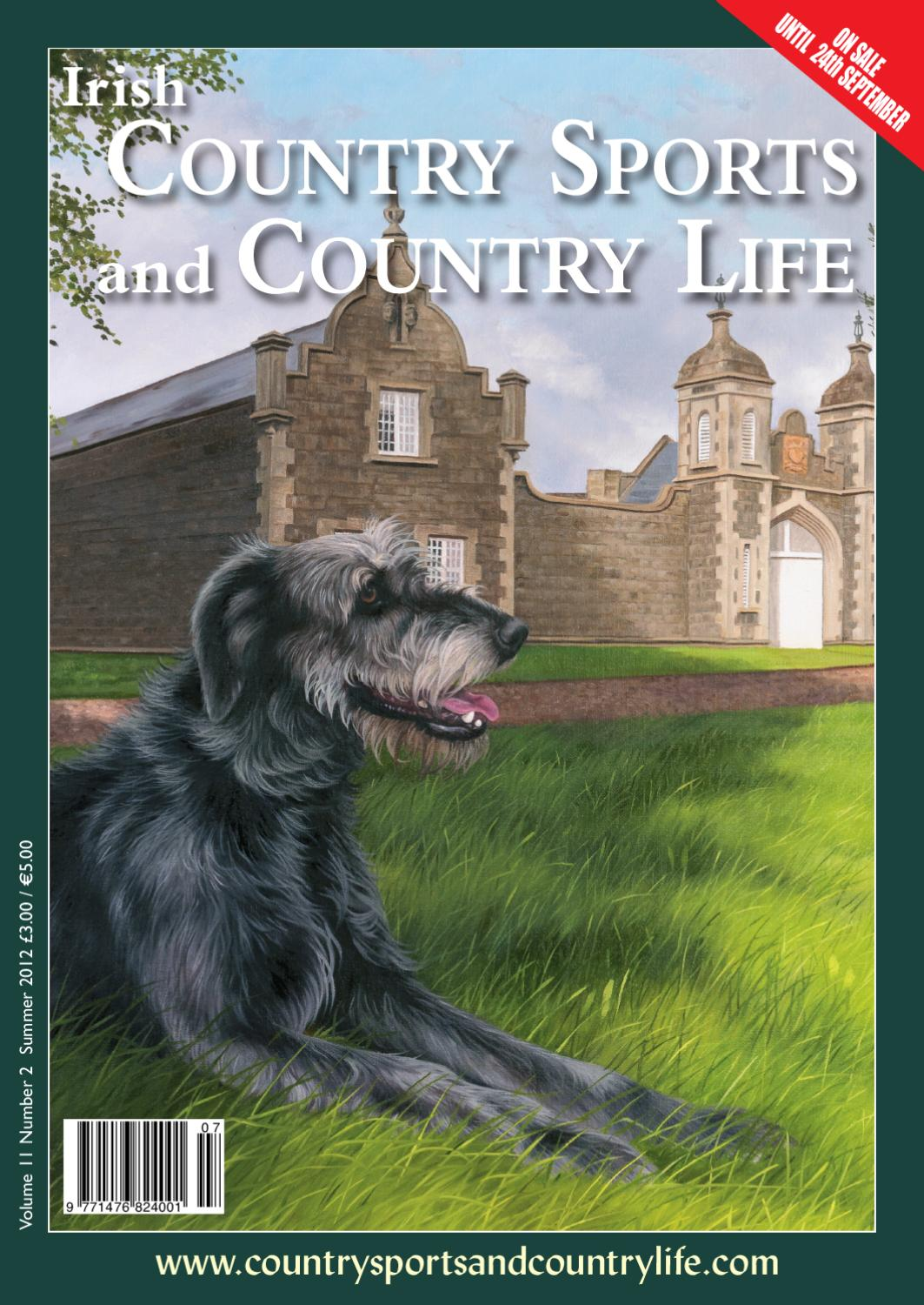 Irish Country Sports and Country Life Summer 2012 by Bluegator