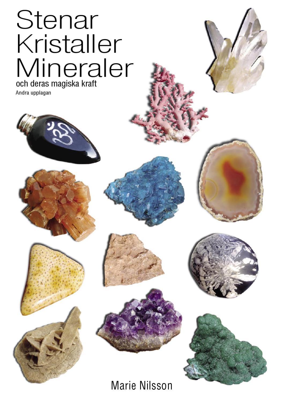 stenar kristaller mineraler och deras magiska kraft