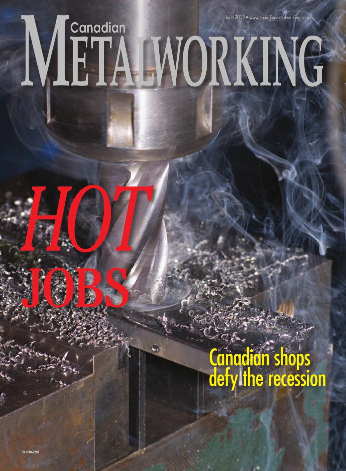 Canadian Metalworking June 2012