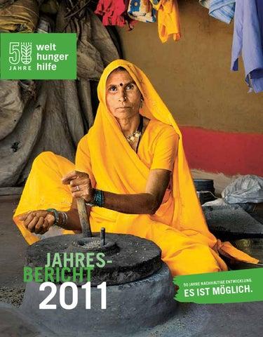 Jahresbericht 2011 By Welthungerhilfe Issuu