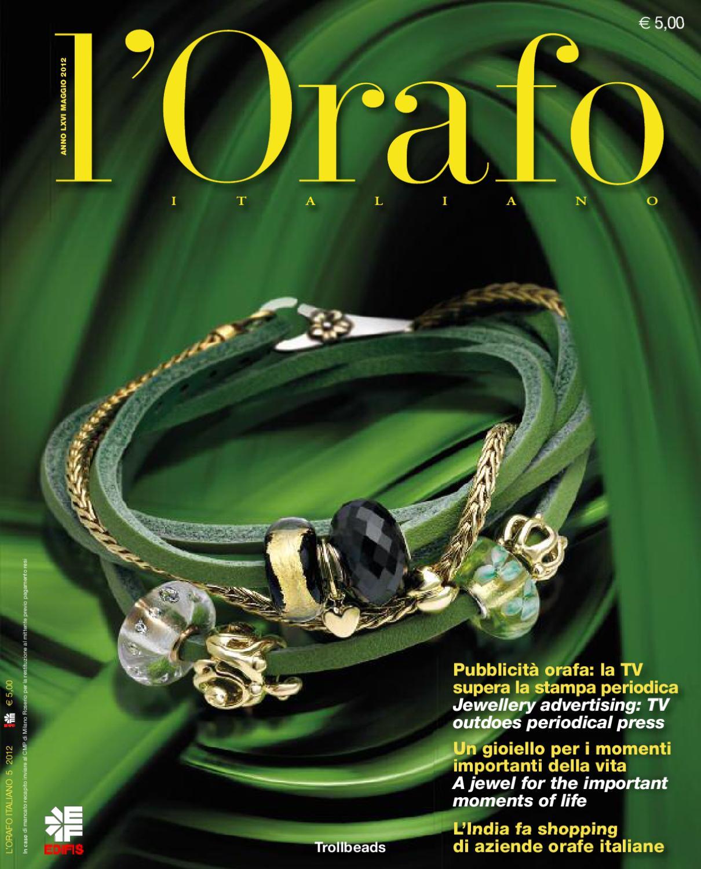 7c6e0ddb8799f0 L'Orafo Italiano 2012 05 by Edifis - issuu