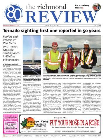 6ecdf551d92 Richmond Review, June 15, 2012 by Black Press Media Group - issuu