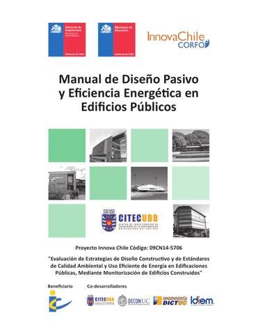Manual de dise o pasivo y eficiencia energ tica en - Tipos de calefaccion economica ...