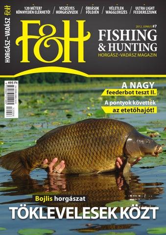 853d5918dc Fishing & Hunting Magazin június by Máté Hajdú - issuu