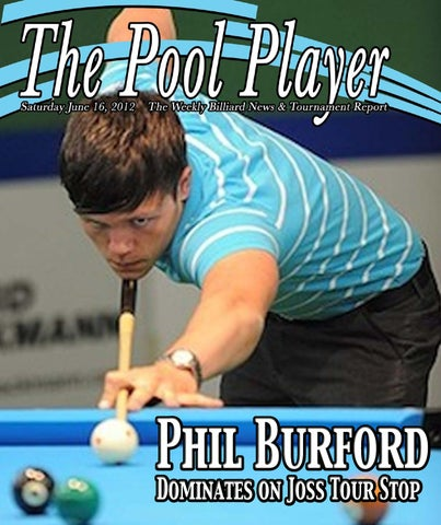 The Pool Player - June 16, 2012 by Don Akerlow - issuu