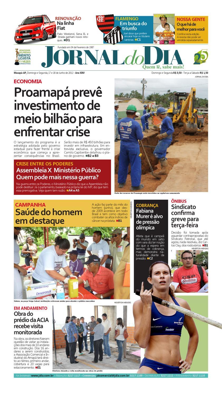 524424504d Jornal do Dia 17-18 06 2012 by Jornal Do Dia - issuu