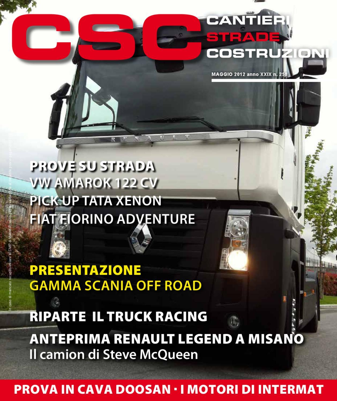 CSC Cantieri Strade Costruzioni 2012 05 by Edifis - issuu 280a0f0ca97