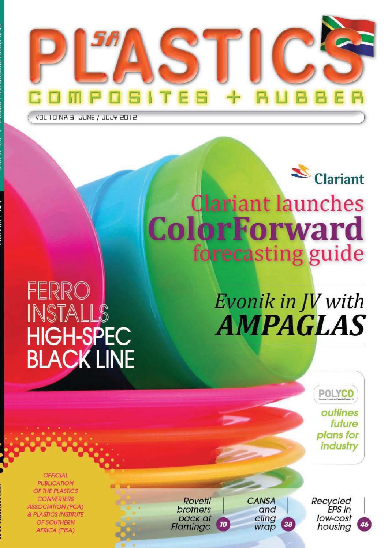 SA Plastics, Composites & Rubber by SA Plastics, Composites