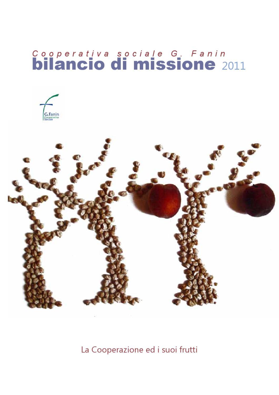 Bilancio di missione 2011 by fanin cooperativa sociale issuu - La finestra cooperativa sociale ...