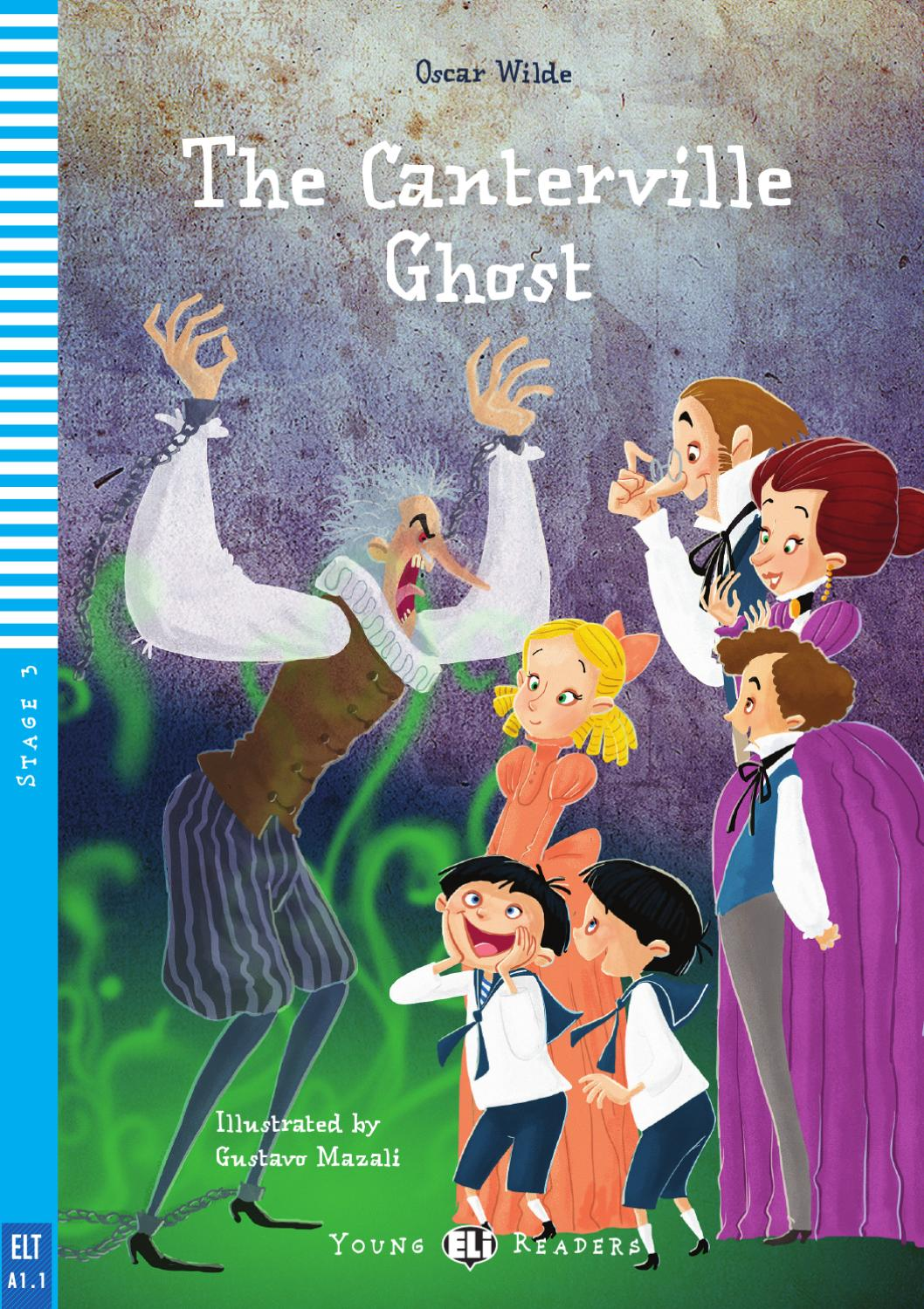 CantervilleGhost_web by ELI Publishing - Issuu