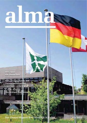 Alma 3/2012 By HSG Alumni   Issuu
