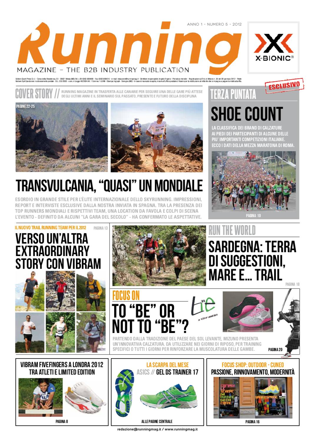 Running Magazine N.5 by Sport Press issuu