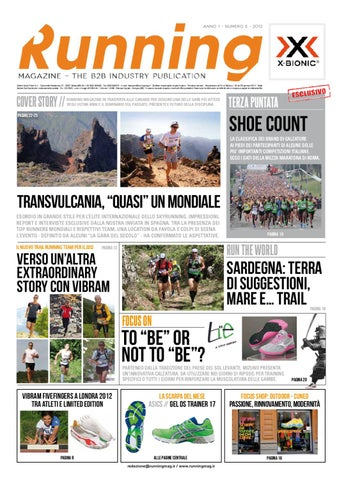 14d99a0e9a Running Magazine N.5 by Sport Press - issuu