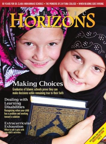 Islamic Horizons Mar/Apr 12 by Islamic Society of North