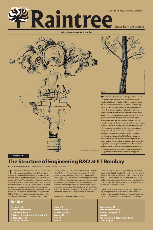Raintree Campus Note IITB by Mustafa Saifee - issuu