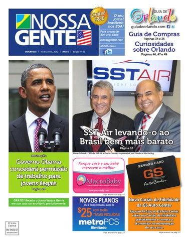 dce2ed785 Nossa Gente 63 by Nossa Gente - issuu