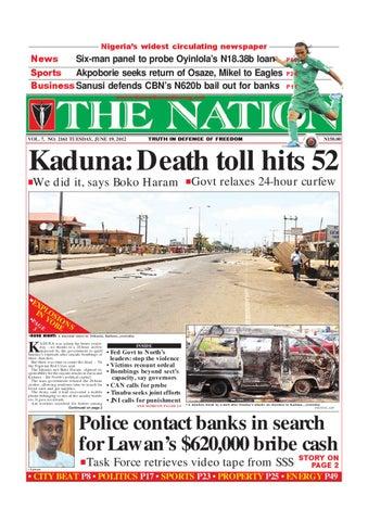 8f7e9694180e Nigeria s widest circulating newspaper