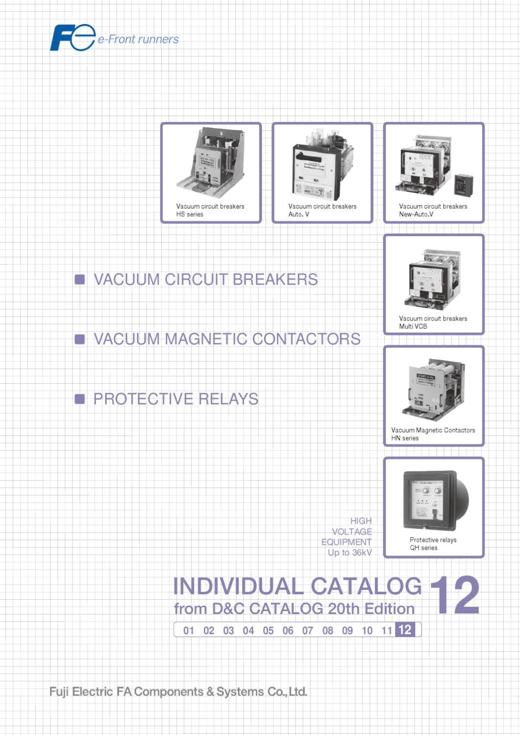 Vacuum Circuit Breakers By Stcontrol Co Ltd Issuu Closed Until The Limit Switch Opens Relay Is