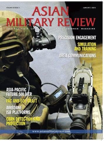 Asian defense magazine