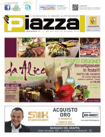 la Piazza 425 by la Piazza di Cavazzin Daniele - issuu d73978e21acc