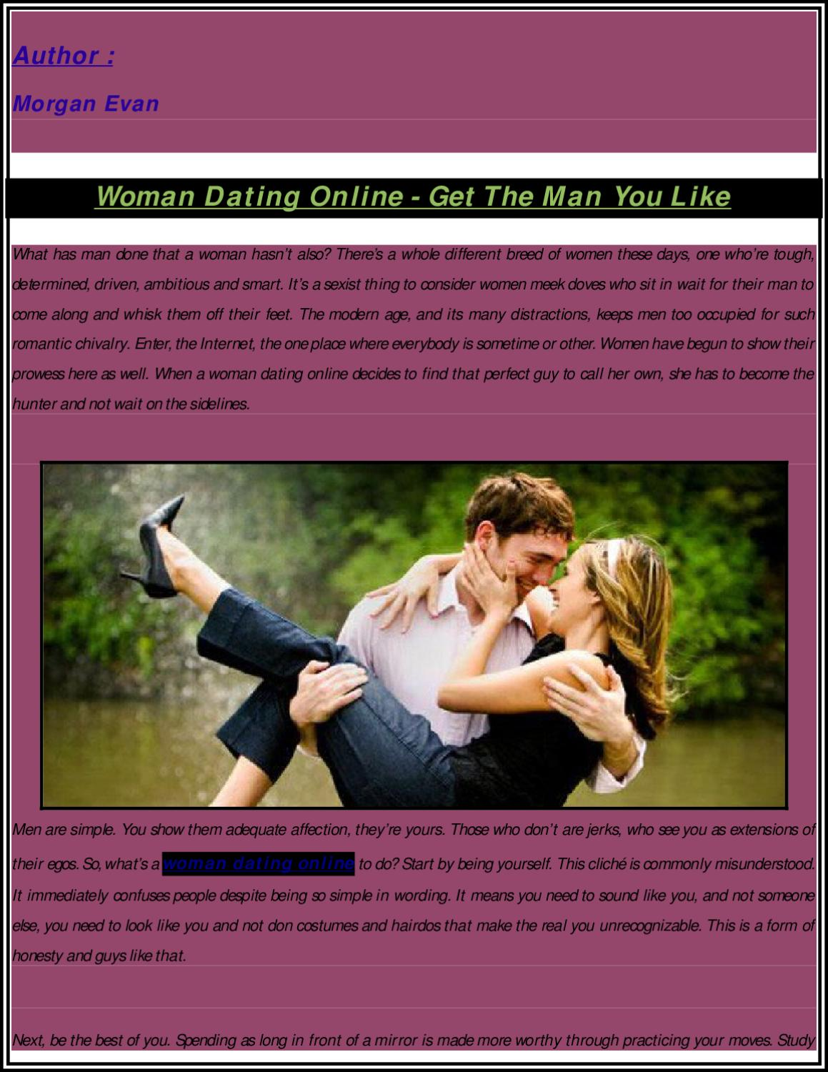 Being chivalrous dating website
