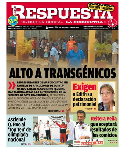 ec28475a4 respuesta19junio2012 by Diario Respuesta - issuu