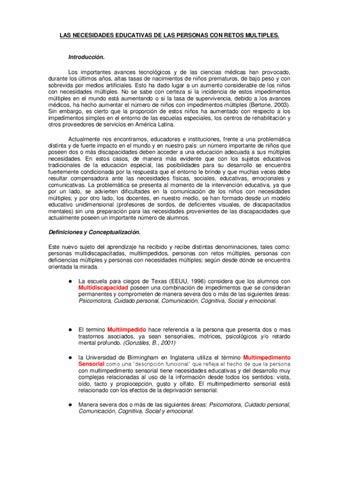 DISCAPACIDADES MULTIPLES by Lorena Rossi - issuu