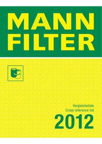 Original MANN-FILTER Ölfilter W 950//36 Iveco Irisbus