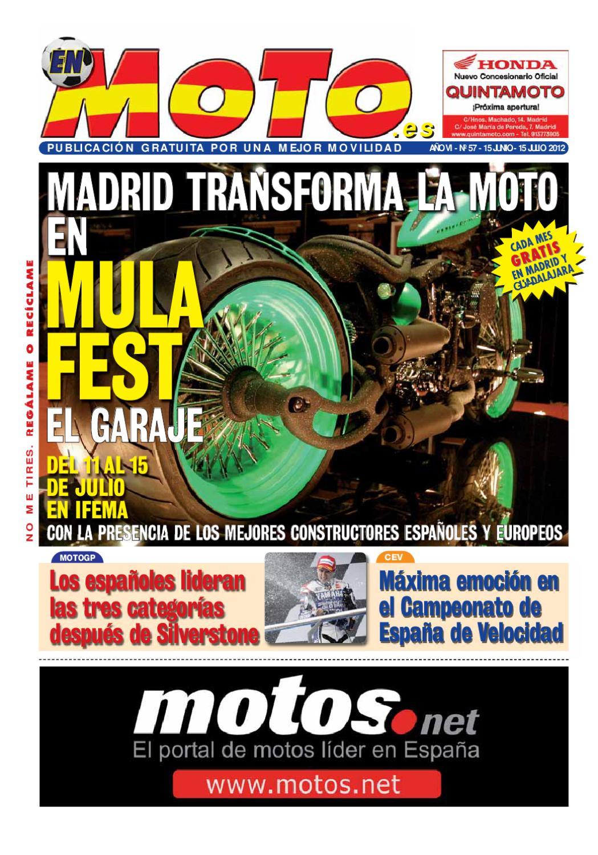 En Moto nº57 by En Moto Tu revista gratuita de motociclismo - issuu a2917043b019a