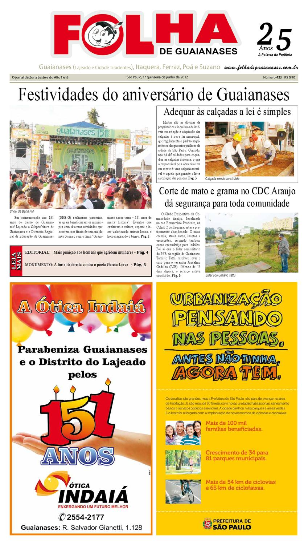 Folha de Guaianases by Folha de Guaianases - issuu 92fa3770d0