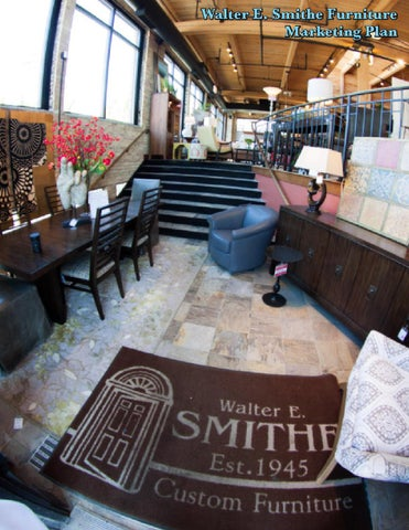 Walter E Smithe Marketing Plan By Samantha Bakke Issuu