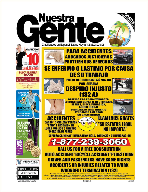 Edicion 25 Zona Gente 1 Nuestra nwNXO8k0P