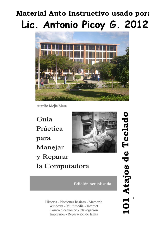 Modulo soporte y aplicaciones informaticas by Antonio Picoy - issuu