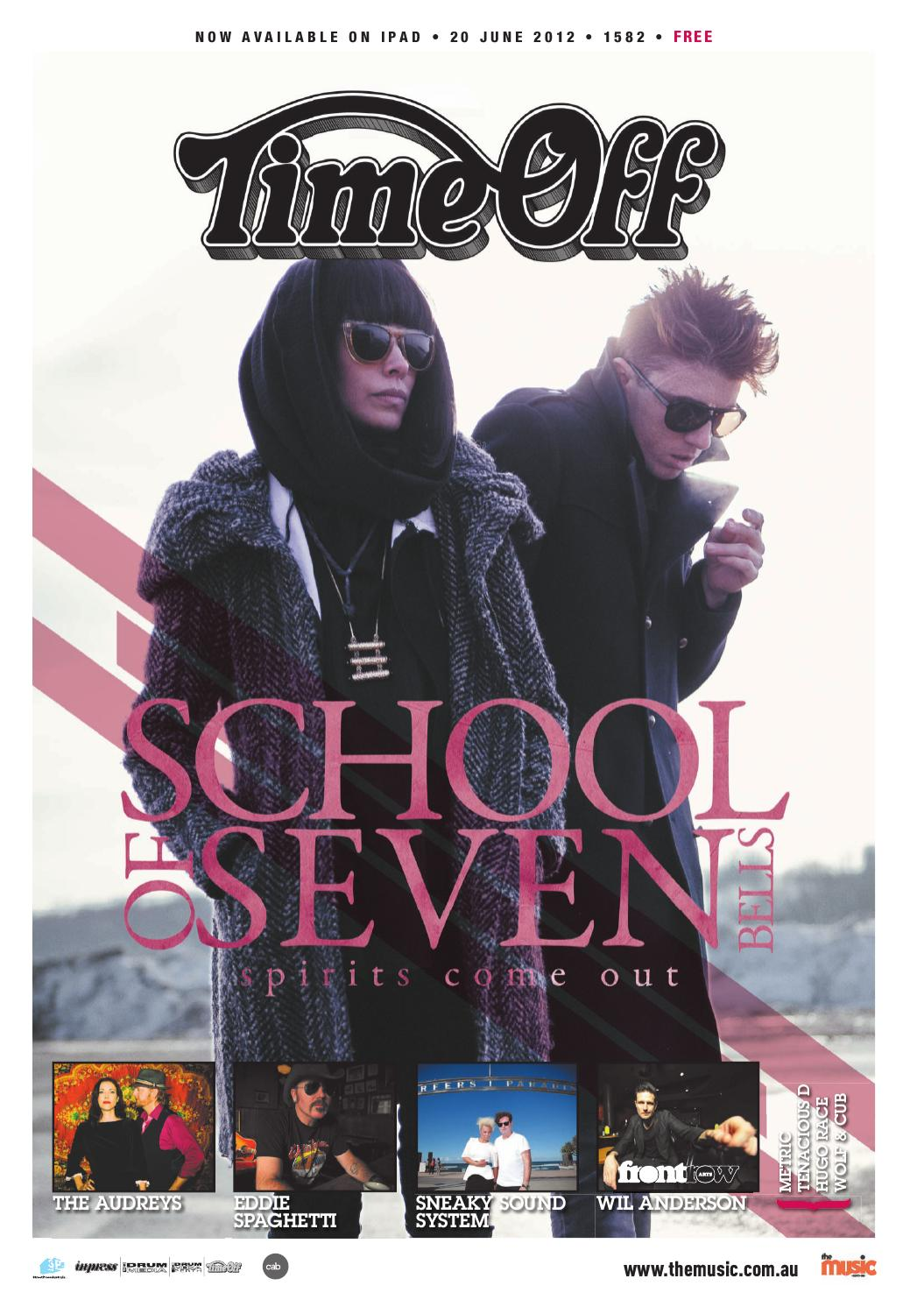 Time Off Issue 1582 by TheMusic com au - issuu