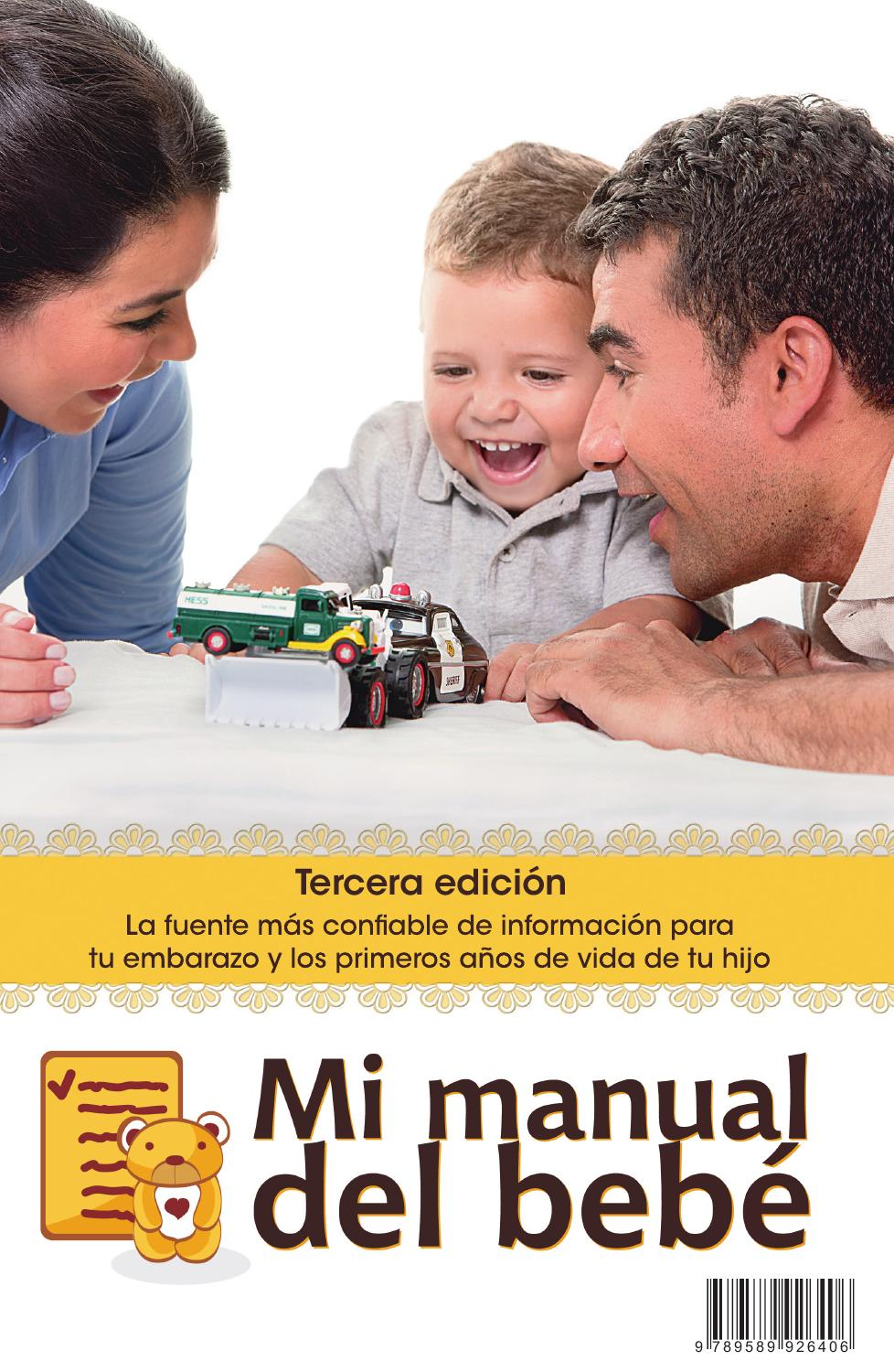Mi Manual Del Bebé By Mi Manual Del Bebé Issuu