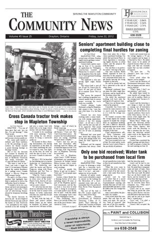 Drayton Community News 062212 By Wha Publications Ltd Issuu
