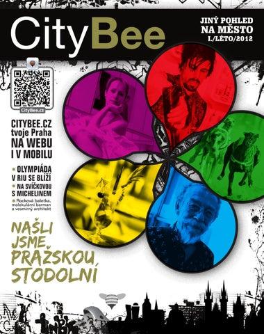 75cf2e9f8464 CityBee Léto 2012 by Josef Sachta - issuu