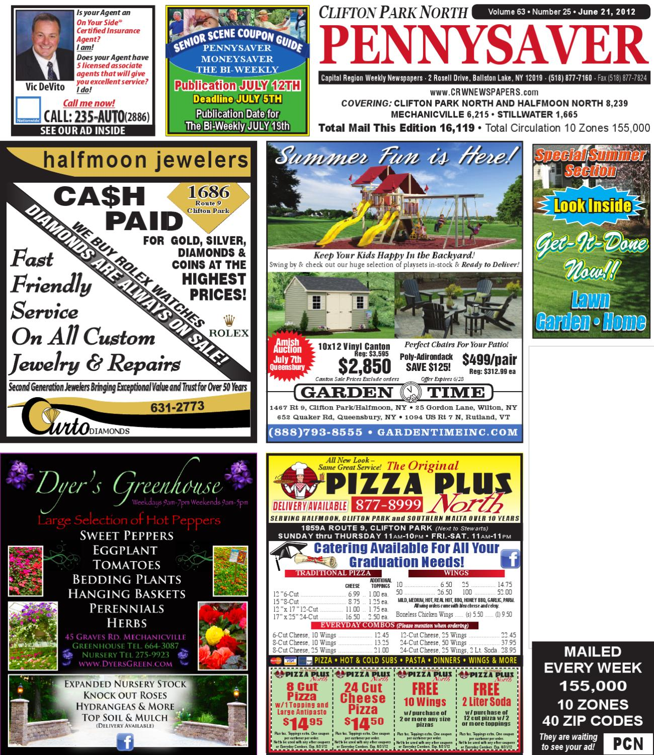 Clifton Park North 062112 By Capital Region Weekly Newspapers Issuu Resident Evil Revelations 1 Reg 3