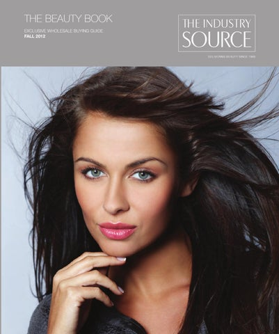 35a04046623 THE BEAUTY BOOK • Fall 2012 by TNG Worldwide - issuu
