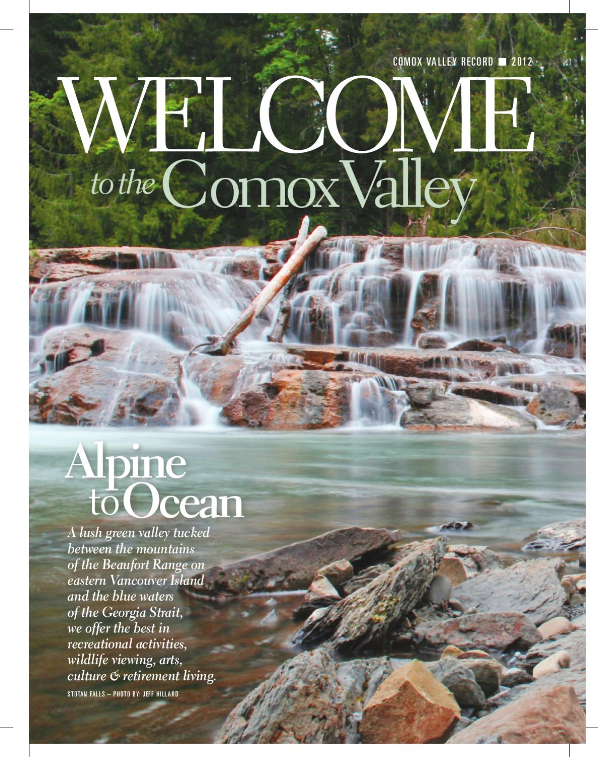 Tourism Guide Welcome To The Comox Valley By Black Press Issuu