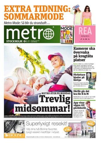 20120621 se stockholm by Metro Sweden - issuu 8e40e4c5dd43b