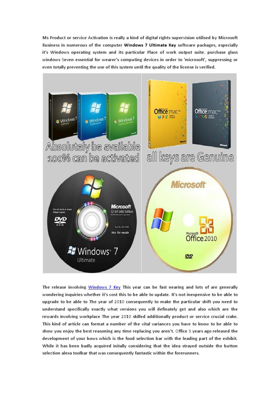 buy a digital copy of windows 7