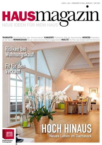 Neue Ideen Ausgabe Nr. 06   Juli By HAUS MAGAZIN   Issuu