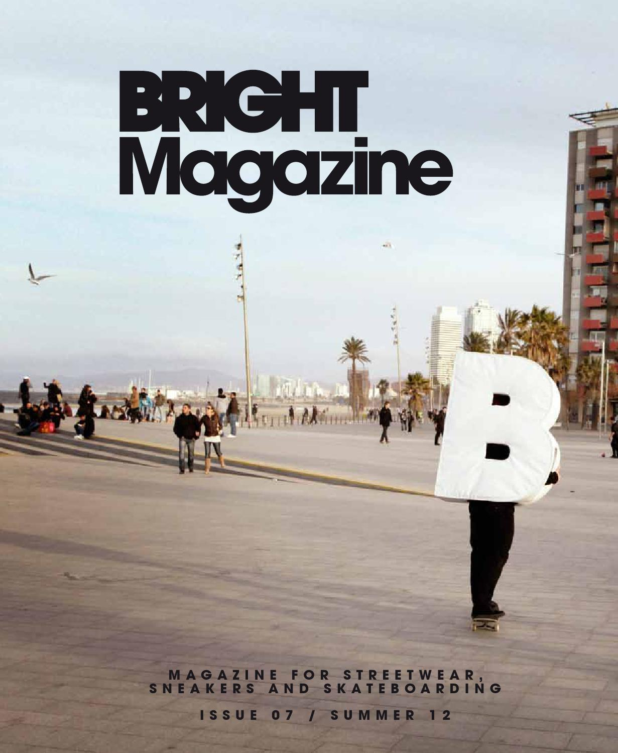 Bright Magazine Issue 7 by paale