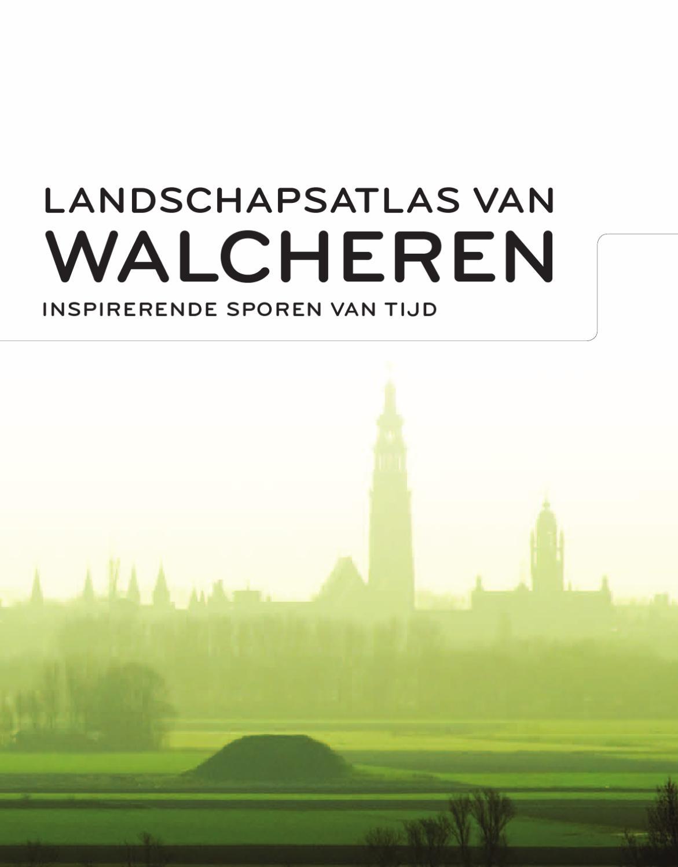 Ronde Tafel Walcheren.Landschapsatlas Van Walcheren By Sirene Ontwerpers Issuu