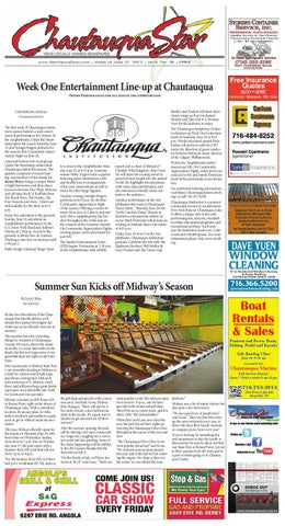 June 21 2012 chautauqua star by the chautauqua star issuu page 1 fandeluxe Images