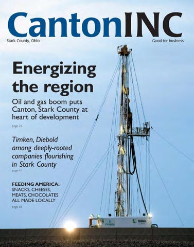 Canton Inc. Magazine 2012