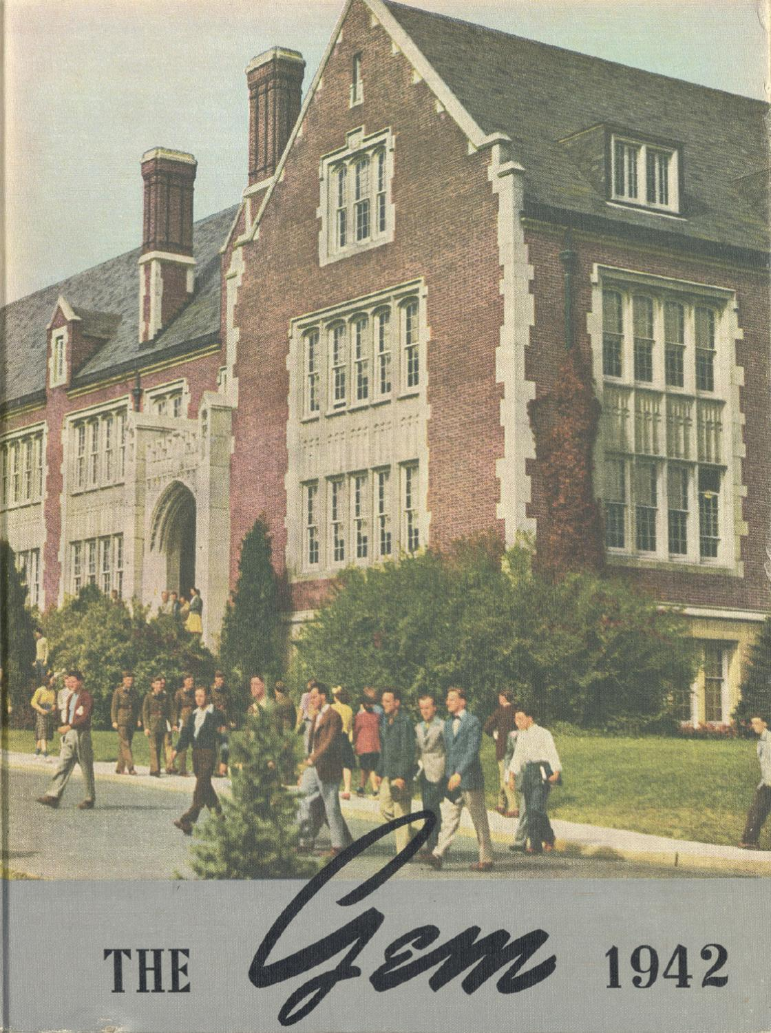 1942 Gem of the Mountains, Volume 40 - University of Idaho Yearbook by  University of Idaho Library - issuu