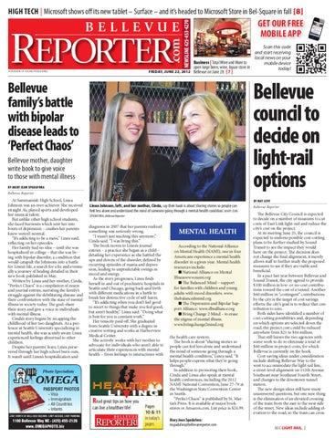 Bellevue Reporter June 22 2012 By Sound Publishing Issuu